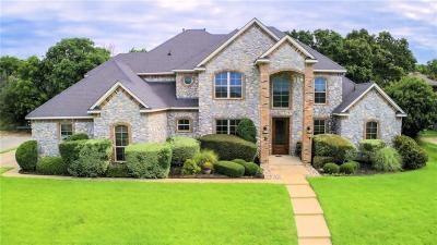 Fort Worth TX Single Family Home For Sale: $430,000