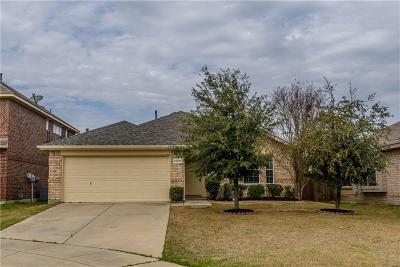 Fort Worth Single Family Home For Sale: 11509 Netleaf Lane