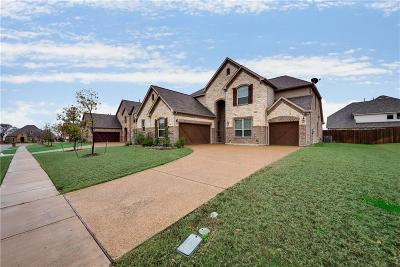 Rowlett Single Family Home For Sale: 10105 Edgeway Circle