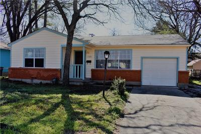 Carrollton Single Family Home For Sale: 1728 Brake Drive