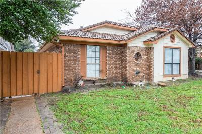 Mesquite Single Family Home For Sale: 1505 Wheatfield Court