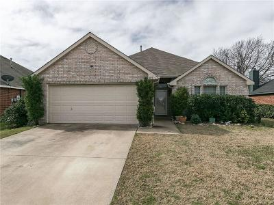 Rockwall Single Family Home For Sale: 105 Walnut Lane