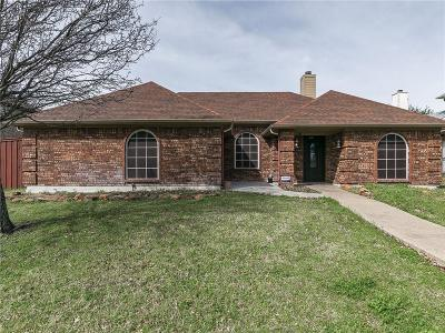 Dallas County Single Family Home For Sale: 2541 Beau Drive
