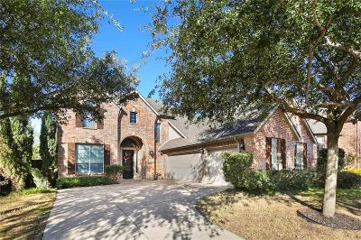 Keller Single Family Home For Sale: 1400 Ashmore Court