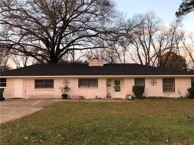 Tyler Single Family Home For Sale: 2312 Hunter Street
