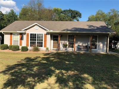 Sulphur Springs TX Single Family Home For Sale: $189,500