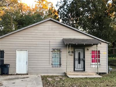 Fort Worth Single Family Home For Sale: 2061 NW 21st Street