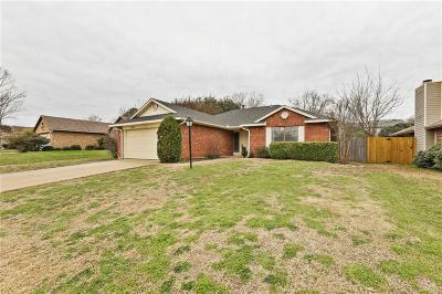 Flower Mound Single Family Home For Sale: 5033 Coker Drive