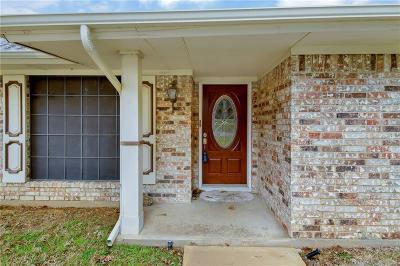 Lewisville Single Family Home Active Option Contract: 1331 Juniper Lane