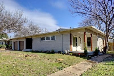 Fort Worth Single Family Home For Sale: 4657 Selkirk Drive