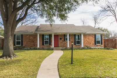 Dallas Single Family Home For Sale: 10136 Trailpine Drive