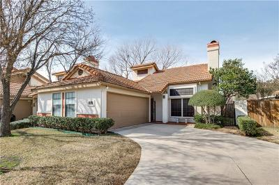 Irving Single Family Home For Sale: 611 Mission Circle