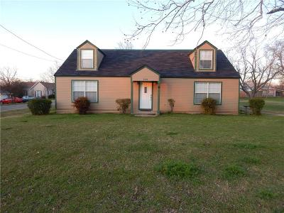Single Family Home Active Option Contract: 109 W Oconnell Street