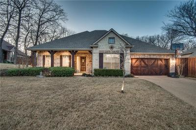 Hickory Creek Single Family Home For Sale: 113 Red Bluff Drive