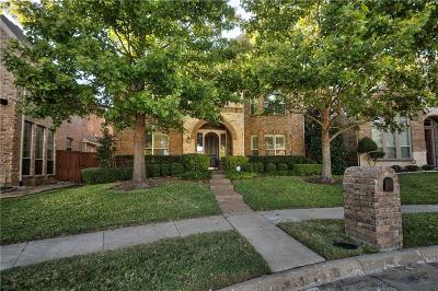 Plano Single Family Home For Sale: 6717 Fountain Grove Drive