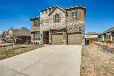 Forney Single Family Home For Sale: 156 Landsdale