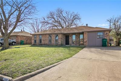 Dallas County Single Family Home For Sale: 1837 Dynasty Drive