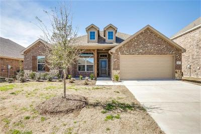 Forney Single Family Home For Sale: 125 Landsdale