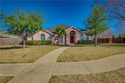 Mesquite Single Family Home For Sale: 1016 Forestbrook Drive