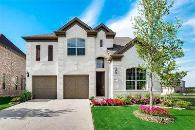 McKinney Single Family Home For Sale: 7612 Choctaw Lane