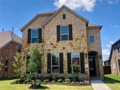 Frisco Single Family Home For Sale: 7331 Sanctuary Drive