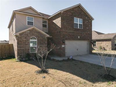 Hutchins Single Family Home For Sale: 1208 Timberview Drive