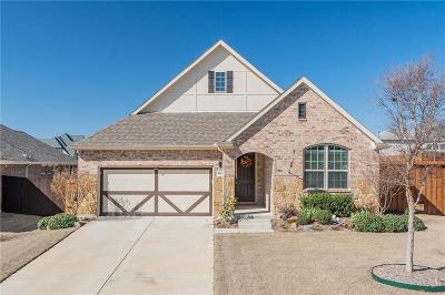 McKinney Single Family Home For Sale: 3313 Ridgeway Drive