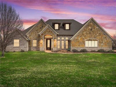 Azle Single Family Home For Sale: 113 Lariat Court