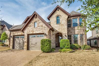 Fort Worth Single Family Home For Sale: 2625 Twinflower Drive