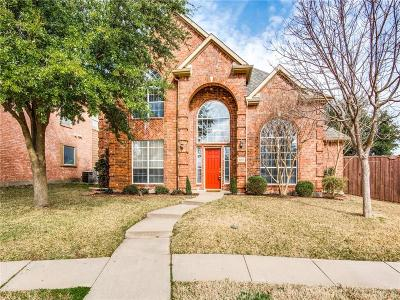 McKinney Single Family Home For Sale: 5604 Buttercup Lane