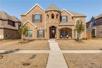 Frisco Single Family Home For Sale: 12508 Bridgeport Drive