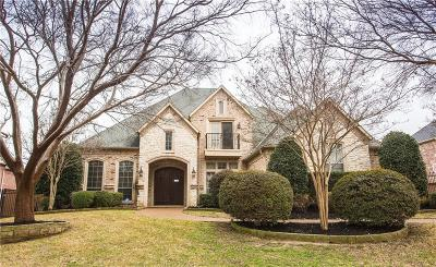Southlake Single Family Home For Sale: 1514 Byron Nelson Parkway