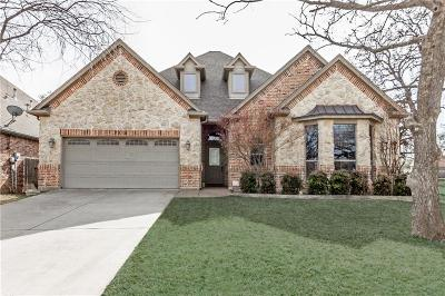 North Richland Hills Single Family Home Active Option Contract: 8012 Odell Street