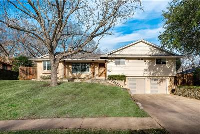Dallas Single Family Home Active Option Contract: 1611 W Pentagon Parkway
