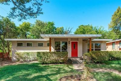 Dallas Single Family Home For Sale: 2214 Myrtlewood Drive
