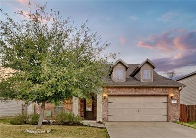 Fort Worth Single Family Home Active Option Contract: 632 Lazy Crest Drive