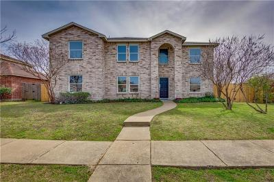 Wylie Single Family Home For Sale: 1505 Quail Meadow Drive