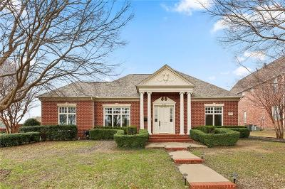 Lewisville Single Family Home For Sale: 801 Sir Galahad Lane