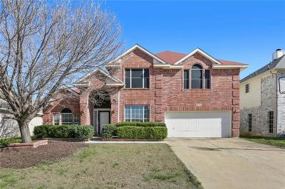 Grand Prairie Single Family Home For Sale: 4516 Harpers Ferry Drive