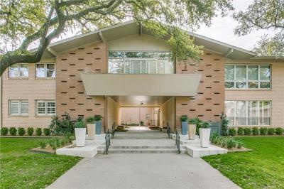 Dallas Condo For Sale: 6130 Bandera Avenue #6130A