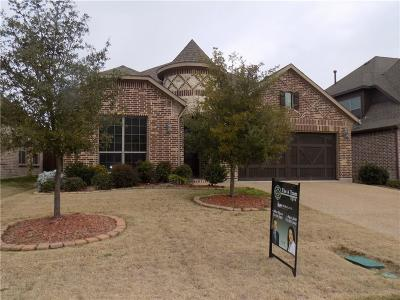 Rockwall Single Family Home Active Option Contract: 776 Bordeaux Drive