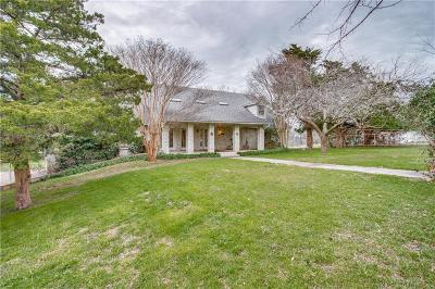 Grand Prairie Single Family Home For Sale: 110 Cedar Drive