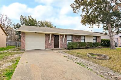 Wylie Single Family Home For Sale: 329 S 1st Street
