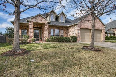 Grand Prairie Single Family Home Active Option Contract: 5752 Skinner Way