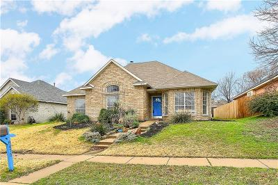 Frisco Single Family Home For Sale: 8475 Creekside Circle