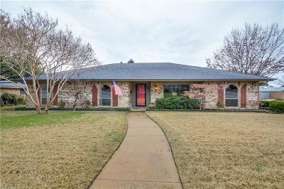 Fort Worth Single Family Home For Sale: 3621 Ashford Avenue