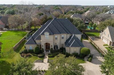 Colleyville Single Family Home For Sale: 7204 Majestic Manor