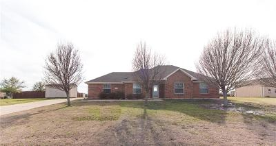 Forney TX Single Family Home For Sale: $245,000