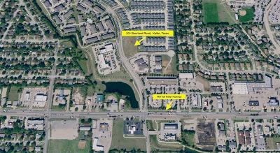 Keller Commercial Lots & Land For Sale: 201 Bourland Road