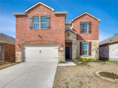 Little Elm Single Family Home For Sale: 816 Rivers Creek Lane